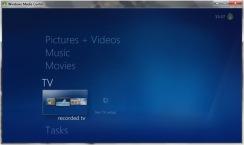 Windows Media Centar