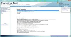 PlanningTool-Hardver