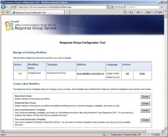 ResponseGroupConfigurationTool