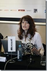 Sanja Grčić Plečko, voditeljica poslovne grupe proizvoda za produktivnost