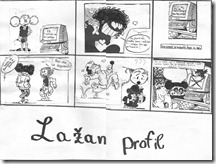 Lazan profil