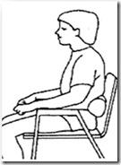 Slika 4. Prilagodba oslonca stavljanjem jastučića