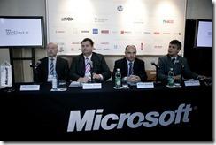 Ivan Vidaković, Microsoft Hrvatska, Tomislav Bronzin, IISEIE, Mihovil Barančić, CRANE, Marko Drenovački, IISEIE