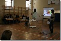 Prezentiranje teme Zaštita djece od opasnosti interneta, 3.c razred