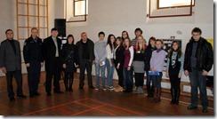 Sudionici tribine Dan sigurnog interneta Gimnazija Vukovar, 1