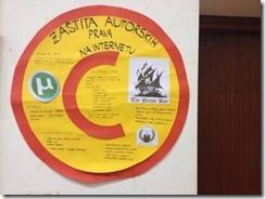 plakat 10.Zastita autorskih prava na Internetu