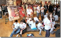 120 godina Crvenog kriza u Vukovaru-volonteri Gimnazijalci