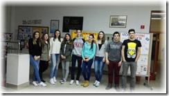 3c razred prirodoslovno-matematicke gimnazije Vukovar