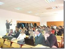 Sudionici Međunardnog istraživačkog dana za učenike-Osijek 2015