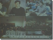 Video konferencija  CERN-Švicarska, Osijek-Hrvatska, Coimbra i Evora-Portugal i Gent-Belgija_3