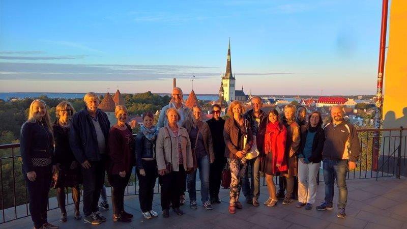 Aplikacija za upoznavanje s Estonijom