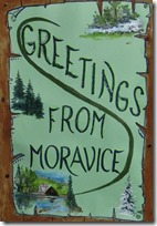Greetings from Moravice