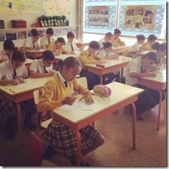 Testiranje znanja angleškega jezika v Španiji