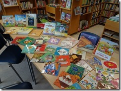 Razstava v knjižnici