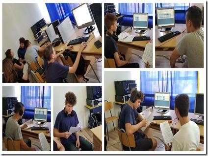 Foto 4 -Snimanje glasova