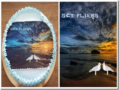 Foto 5 -Sky fliers torta
