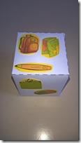 Slika 3. Papirnata kocka