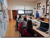 Slika 2 Učenici vukovarske gimnazije