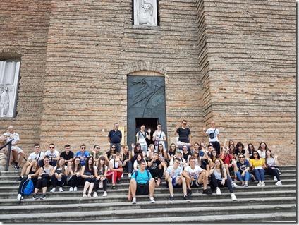 Padova - vukovarski gimnazijalci