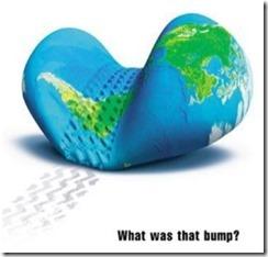 Slika 3. Karikatura – pogođena Zemlja