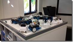 Slika 3-Odjel robotike u FCL