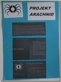 10. slika Projekt Arachnid