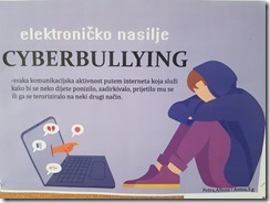 cyberbulling plakat