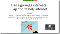 Online predavanje