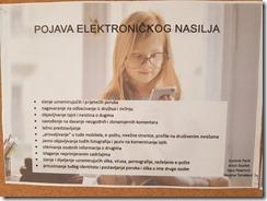 plakat eletktroničko nasilje