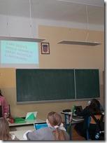 Slika 3 - Prezentacija uradaka o elektroničkom nasilju
