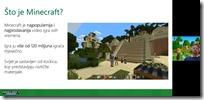 Slika 4- Minecraft svijet za sigurniji internet