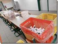 slika 2 Odvajanje hrane u školskoj blagovaonici