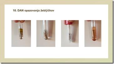 Slika 3 Eksperiment