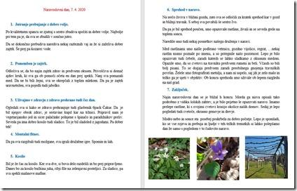 slika 5 Izvješće